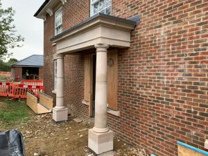 Traditional and rustic stonework and restoration projects from Malling Masonry