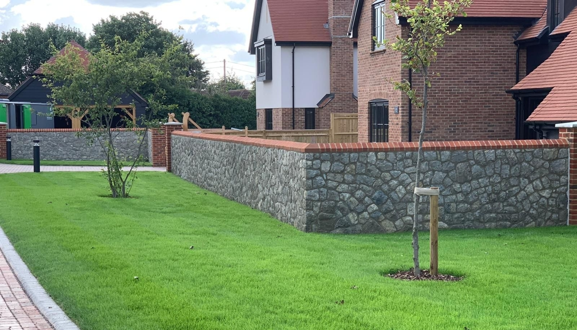 Kent Ragstone & Brickwork - Built in UK by Malling Masonry Stonework & Restoration Specialists in Kent