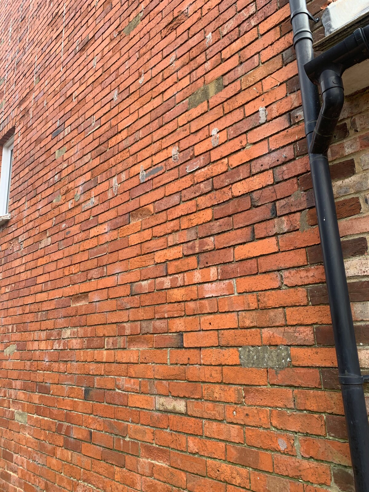 Pic of a residential house repointing project in Tonbridge Kent by Malling Masonry